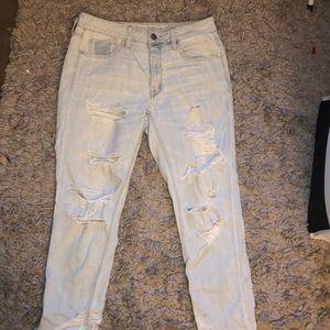 Denim - American eagle Tom girl jeans
